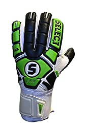 Green and black Select Sport America 33 goalie glove