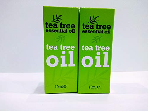 Xpel Tea Tree Oil Essential Oil 10ml X 2