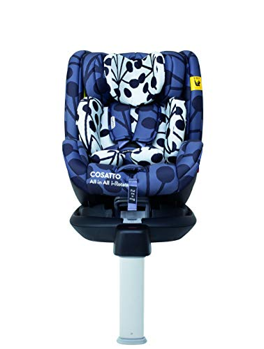 Cosatto All In All I-Rotate Autositz, Gruppe 0+123, 0-36 kg, 0-12 Jahre, Isofix, Erf, Multi-Fit - Lunaria