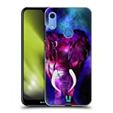 Head Case Designs Elephant Glow Hard Back Case and Matching
