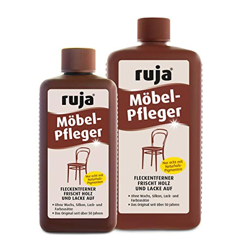 ruja GmbH -  ruja Möbelpflege