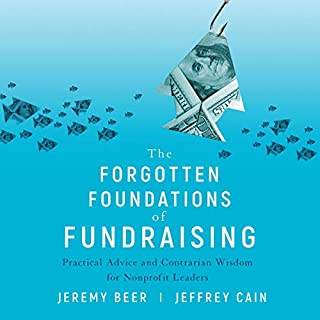 The Forgotten Foundations of Fundraising audiobook cover art