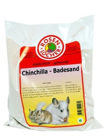 Rosenlöcher- Chinchilla Badesand 1000g