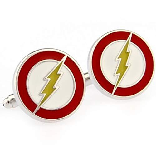 Gemelos Hombre Flash Hombres Gemelos Camisas Accesorios