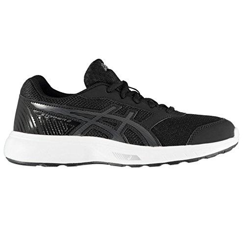 Official Shoes Asics Gel Stormer 2 Zapatillas de Running para Mujer Negro/Blanco...
