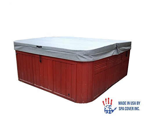 """BeyondNice Ultra Hot Tub Cover, Custom Made 6"""" Thick Maximum Insulating Replacement Spa Cover - World's Only Design Your Own Ordering Wizard Insures Every Cover is Made Perfectly for Every Customer!"""