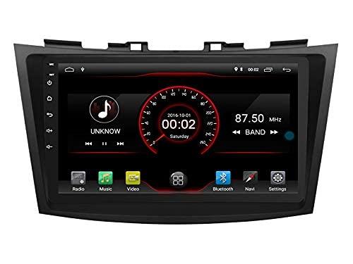 Android 10 Coche Radio Unidad de cabeza GPS Navegación Estéreo para Mitsubishi ASX RVR Outlander Sport Peugeot 4008 Bluetooth USB WiFi CARPLAY CON CABLE