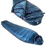 Alpin Loacker Saco de dormir de plumón...