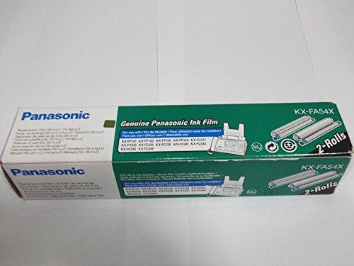 Panasonic 138500 - Cinta de Transferencia, Color Negro ✅