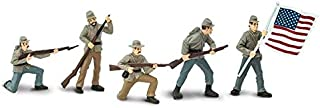 Best Safari Ltd Designer TOOBS Civil War Confederate Soldiers Collection #1 Review