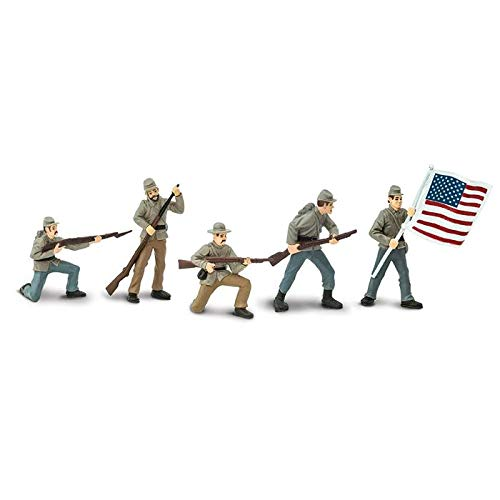 Safari Ltd Designer TOOBS Civil War Confederate Soldiers Collection #1