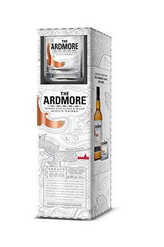 The Ardmore Glenrothes 12 Jahre Speyside Single Malt Scotch Whisky, mit Geschenkverpackung, langanhaltendes Finish, 40% Vol, 1 x 0,7l