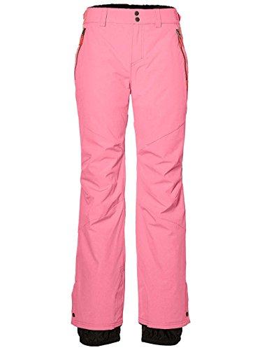 O'Neill Damen Snowboard Hose Streamlined Pants, neon Tangerine pink, M