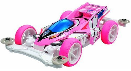 Mini4wd Thunder Shot Mk.ii Pink Special Ms Chassis