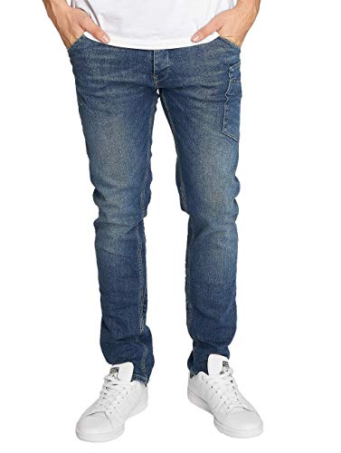 Petrol Industries Mechanic Tapered Jeans