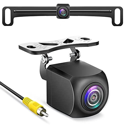 HD Backup Camera,Metal Housing 170 Degree Wide...