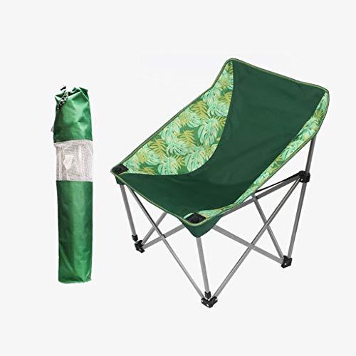JIAX Sgabello Pieghevole Da Campeggio, Outdoor Stuhl Angelstuhl, Tragbarer Klappstuhl, 27,5 Zoll, Tragfähigkeit 280 Kg, Camping Sitz Oxford Stoff-Einkaufstasche