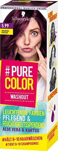 Pure Color Washout 5.99 Amarenakirsche Stufe 1, 1er Pack (1 x 60 ml)