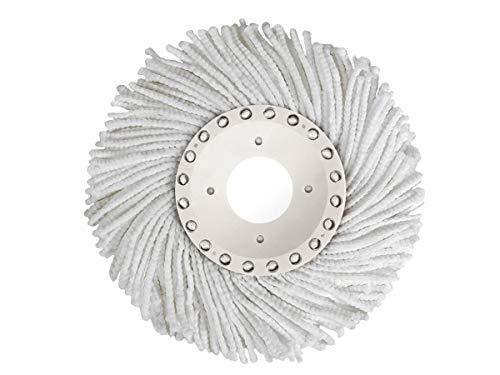 Ricambio Rotomop Maxi Professional lavapavimenti con 500 frange confezione 3 pezzi.