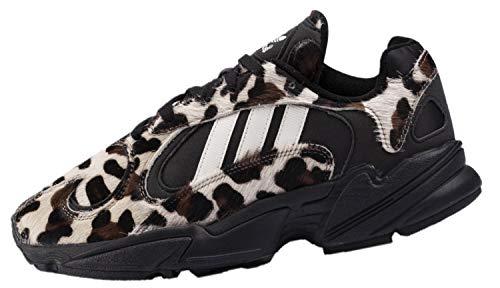 adidas Yung-1 (Black, Fraction_45_and_1_Third)