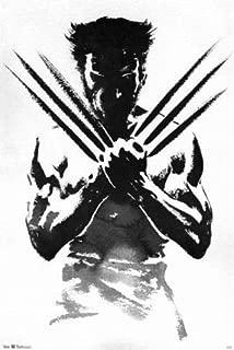 Hotstuff Wolverine X-Men Movie Poster Print Hugh Jackman Marvel Comics Superhero 24