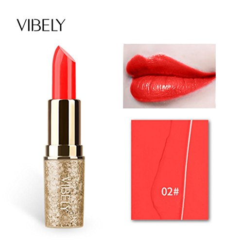 Vibely Velvet Lange Andauernd Matt Lip Liner Stick Bleistift Lippenstift Wasserfest Lipgloss 7...