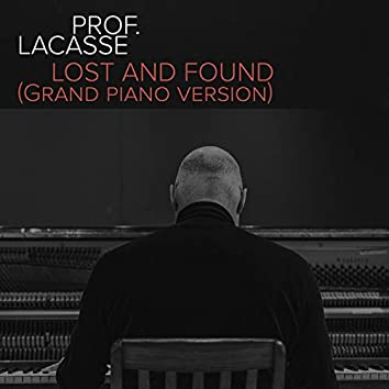 Lost and Found (Grand piano version) (Single)