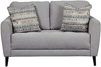 Signature Design by Ashley Cardello Contemporary Upholstered Loveseat
