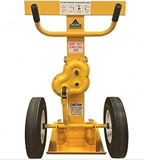 Butler 100,000 lb. Trailer Jack Stabilizer HST-400G-C Dock Safety Stand