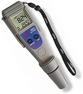 AD31 Waterproof Conductivity-TDS-TEMP Pocket Testers with replaceable electrode