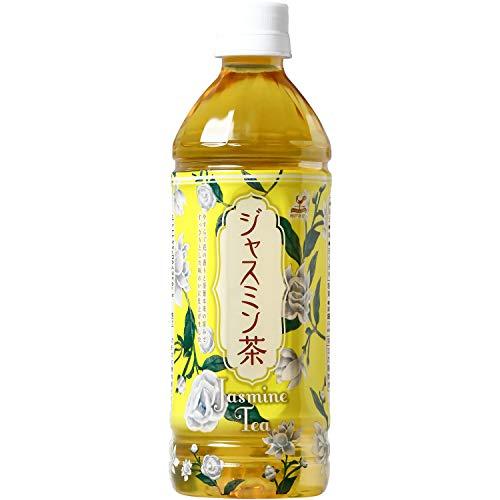 神戸居留地 ジャスミン茶 500ml×24本入