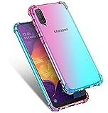 Starhemei for Galaxy A50 Case, Shock-Resistant Flexible TPU...