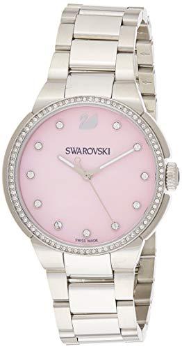 Swarovski City Rose Bracelet Ladies Watch 5205993