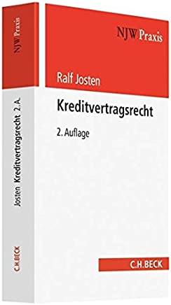 Kreditvertragsrecht (NJW-Praxis, Band 92) : B�cher