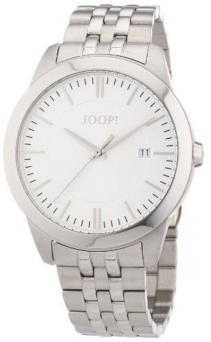 Joop Herren-Armbanduhr XL Element Gents Analog Quarz Edelstahl JP101061F07