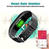 Zoom IMG-1 hetp fitness tracker orologio braccialetto