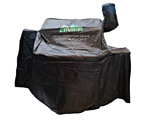 GMG Jim Bowie Prime & Peak Grill Cover - Full Length for Prime WiFi Grills