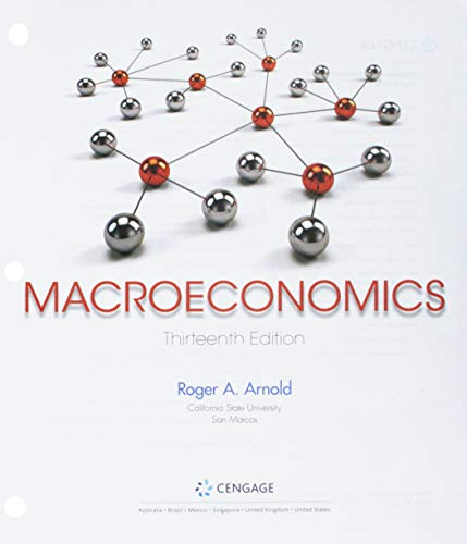 Bundle: Macroeconomics, Loose-leaf Version, 13th + MindTap Economics, 1 term (6 months) Printed Access Card