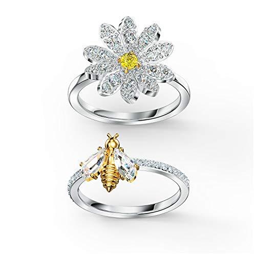 SWAROVSKI Eternal Flower Ring Set