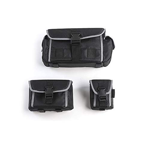 Mrfmh Rückenlehne Rückenlehne Rückenlehne Gepäckaufbewahrung und Sortierung, Fit für Jeep Wrangler JK JL 2007-2019 (Color Name : Universal Storage ba)