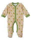 Bio Baby Schlafanzug 100% Bio-Baumwolle (kbA) GOTS zertifiziert, Löwe, 86/92