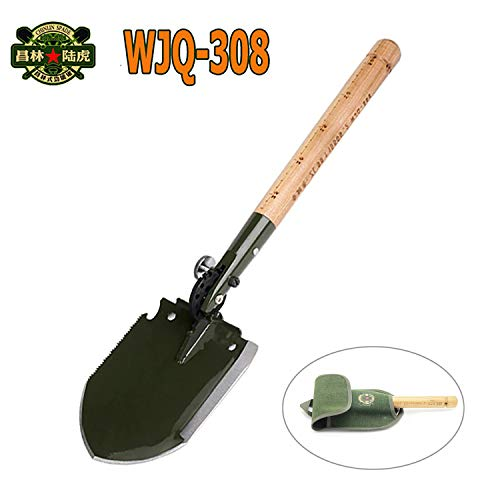 WJQ-308 Chinese Military Shovel Emergency Tools