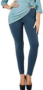 Larace High Waisted Soft Athletic Tummy Control Women's Legging