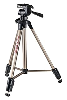 Slik U9000 Tripod with 3-Way Fluid-Effect Head and Built-In Bubble Level (B00006HOKW) | Amazon price tracker / tracking, Amazon price history charts, Amazon price watches, Amazon price drop alerts