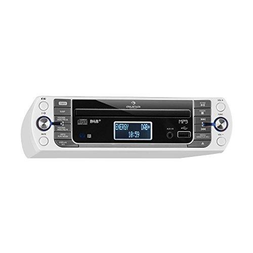 Auna KR-400 CD-radio da cucina-Sottopensile-DAB +