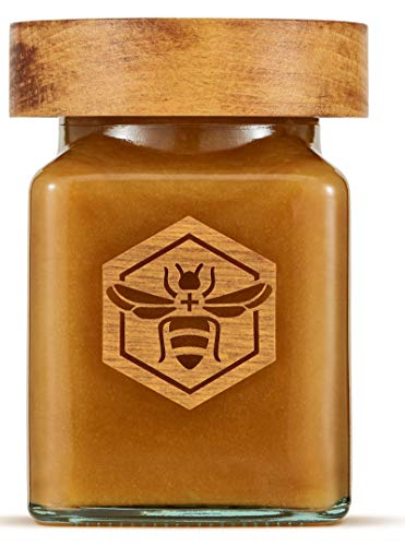 Manuka South Manuka Honig MGO 514+ (UMF 15+) zertifiziert aus Neuseeland - Premium Qualität im Glas, roh und nachhaltig (250g)