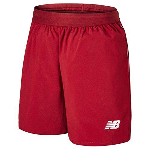 New Balance Liverpool FC 2018 Herrenhaus Shorts, Rot, L