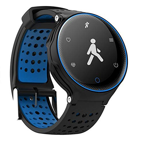 For Sale! Wc-kYT Bluetooth Connection Mobile Smart Wear with Pedometer Heart Rate Monitor Waterproof...