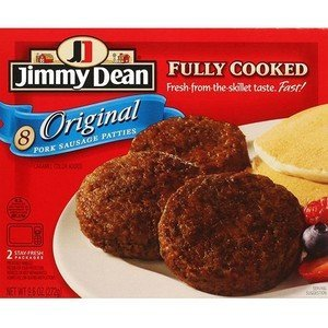 Jimmy Dean Breakfast Skillets Sausage