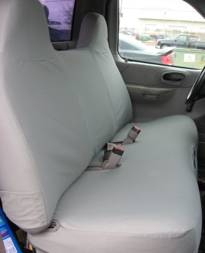 Durafit Seat Covers Made to fit 1999-2007 Ford F150 Exact Fit Seat Cover, Front...
